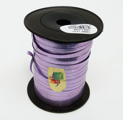 METALLIC LILAC Curling Ribbon - 5mm wide 250 metres