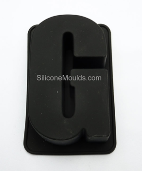 Letter G - From our Say it With Cake Range - Silicone Baking Mould