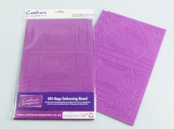 ULTI-BAGS - Mini Bags Embossing Board by Crafter's Companion
