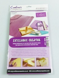Envelobox Creator - Embossing Board by Crafter's Companion