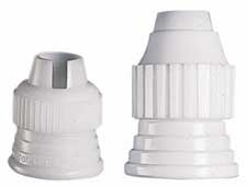 Wilton Large Coupler for Icing / Piping Nozzle Tube - Cake Decorating