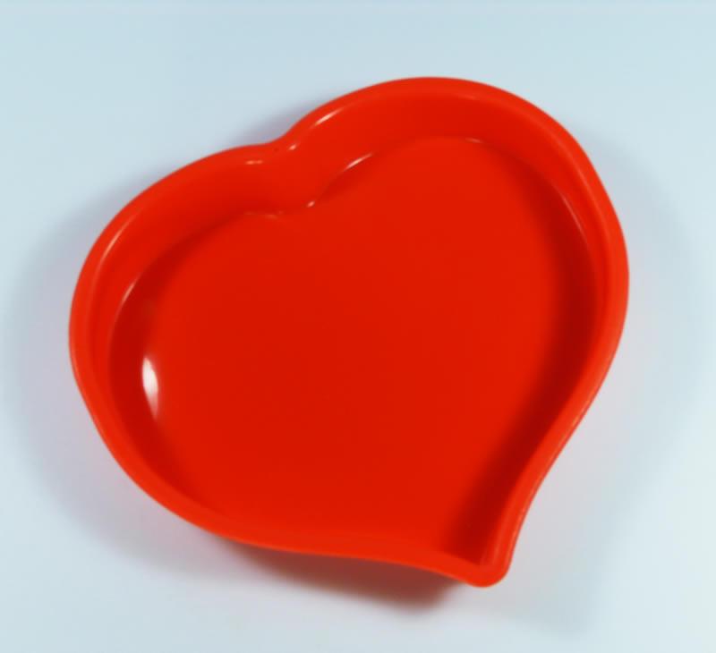 Large Heart Shape Silicone Cake Baking Mould