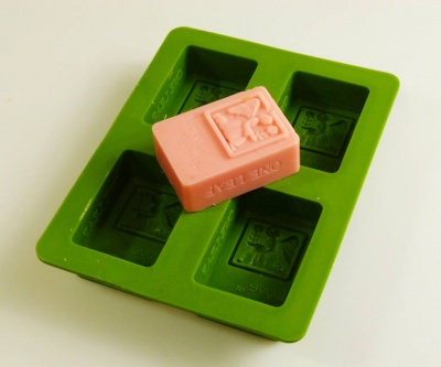 Love At First Sight - 4 Cell Soap Mould