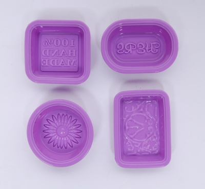 Soap Set 6 - Luxury Soaps for Her - Silicone Soap Mold