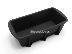 1Lb Silicone Tea Loaf / Cake Silicone Baking Mould