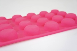 24 cell Ganache Centres - Silicone Mould for making Artisan Hand Dipped Chocolates / Wax Melts