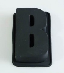 Letter B - From our Say it With Cake Range - Silicone Baking Mould