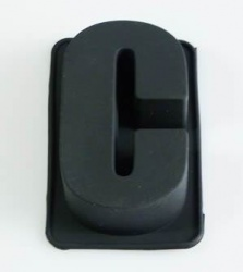 Letter C - From our Say it With Cake Range - Silicone Baking Mould