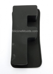 Letter F - From our Say it With Cake Range - Silicone Baking Mould